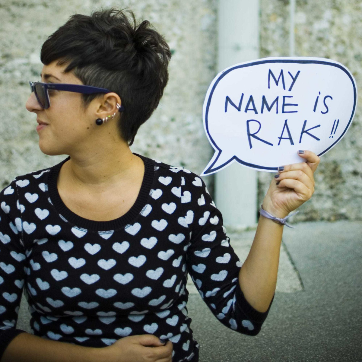 Portrait von Rachele Moriggi